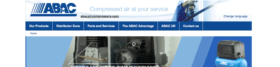 ABAC - Compressed air